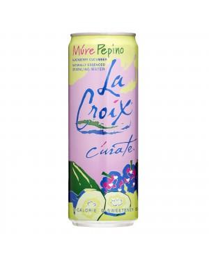 La Croix Blackberry Cucumber Sparkling Water 12oz