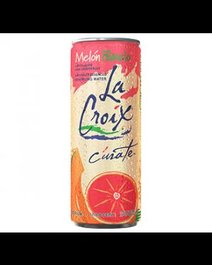 La Croix Melon Pomelo (Pink Grapefruit) Sparkling Water 12oz