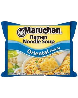 Maruchan Ramen Oriental Noodles Giapponesi Gusto Tradizionale Giapponese