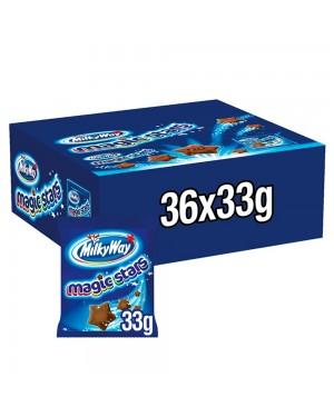 Milky Way Chocolate Magic Stars Bag