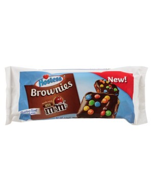 Hostess m&m's brownies 43g