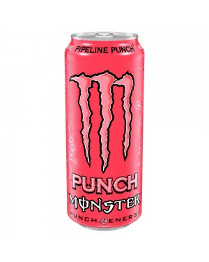 Monster Pipeline Punch Energy Drink Can