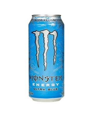 Monster Ultra Blue Bevanda Energetica