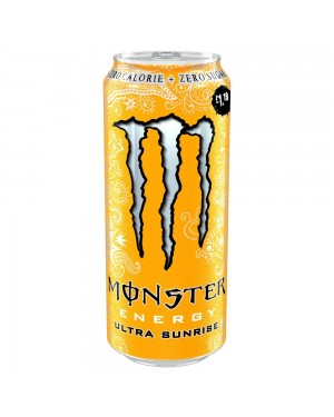 Monster Ultra Sunrise 500Ml