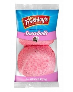 Mrs. Freshley's Snowballs
