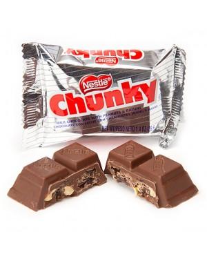 Nestle Chunky Barretta Di Cioccolato Al Latte Con Frutta Secca