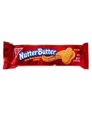 Nutter butter biscottini al burro di arachidi