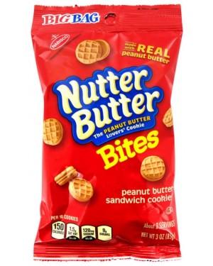 Nutter Butter Biscotti Ripieni Di Burro Di Arachidi Cremoso