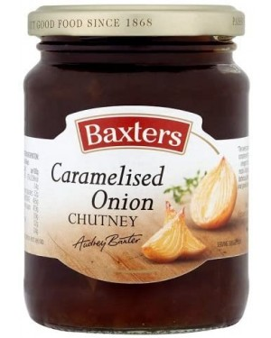 Baxter caramelized onion 290g