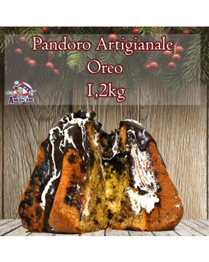 Pandoro Artigianale Oreo 1.200Gr