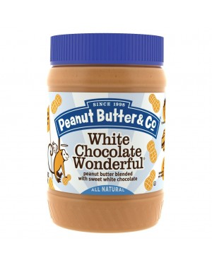 Peanut Butter & Co White Chocolate Wonderful