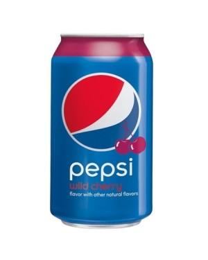 Pepsi Alla Ciliegia Selvatica 355Ml