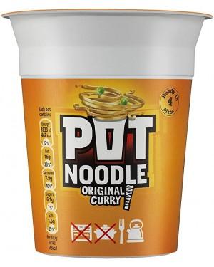 Pot noodles curry 90g