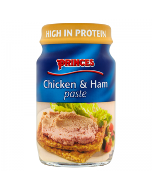 Princess paste chicken and ham 75g