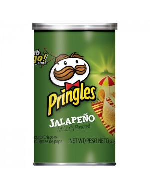 Pringles Jalapeno Grab And Go Monodose
