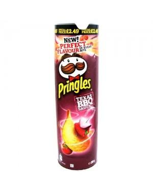 Pringles Salsa Bbq 200g