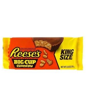 Reeses big cup crunchy