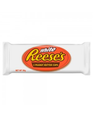 Reeses 2x White Cup