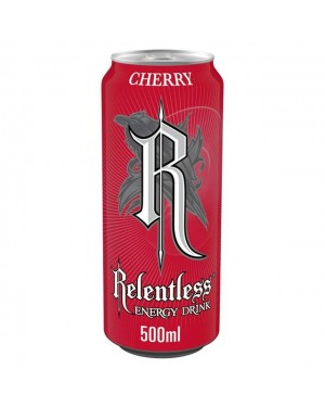 Relentless Cherry 500ml