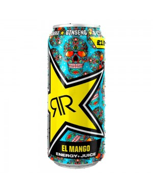 Rock Star Baja Juiced Mango