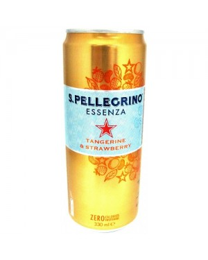 San Pellegrino Essenza Tangerine & Strawberry