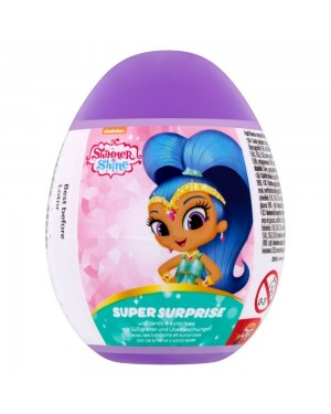 Shimmer And Shine Ovetto Di Pasqua Con Sorpresa 10G