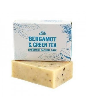 Suma Bergamot & Green Tea Soap 95g