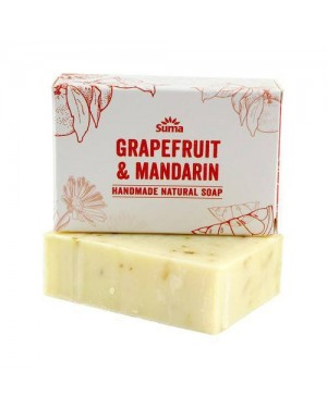 Suma Grapefruit & Mandarin Soap 95g