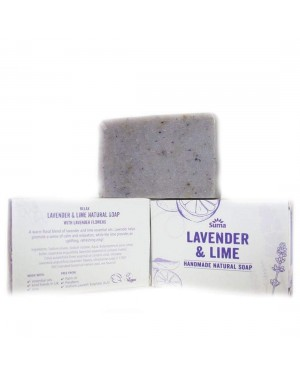 Suma Lavender & Lime Soap 95g