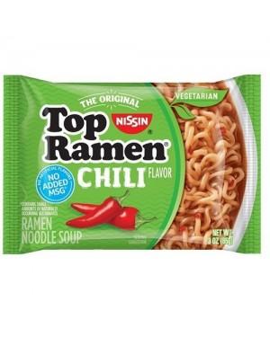 Top Ramen Chilli Noodles Giapponesi Al Gusto Piccante