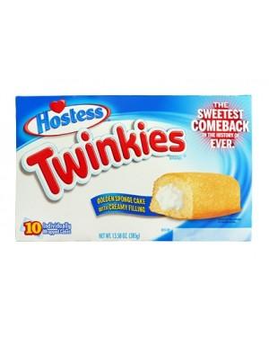 10 X Hostess Twinkies